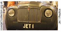 Rover JET 1 Replica