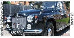 Rover 90